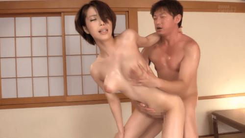 乳首責め マッサージ 君嶋みお33