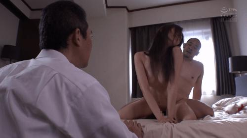 人妻 寝取らせマッサージ 夏目彩春18