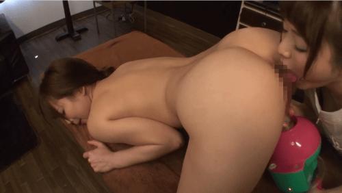 レズビアン マッサージ av 人妻9