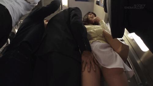 痴●通勤電車~ED夫の妻は、インモラルな行為に欲情する~ 加藤あやの7